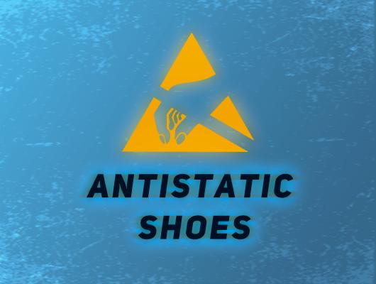 Tecnologias safetline - calçado antiestático