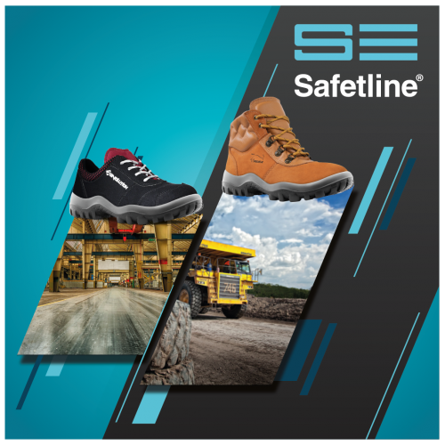 SAFETY FOOTWEAR FOR TRUCK DRIVERS